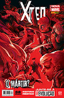 X-Men # 31
