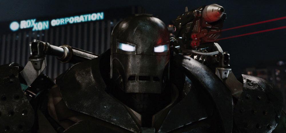 Roxxon em Homem de Ferro