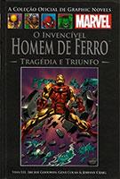 A Coleção Oficial de Graphic Novels Marvel # 71 – Homem de Ferro - Tragédia e Triunfo