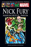 A Coleção Oficial de Graphic Novels Marvel # 72 – Nick Fury - Agente da S.H.I.E.L.D - Parte 1