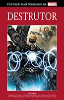 Os Heróis Mais Poderosos da Marvel # 33 - Destrutor