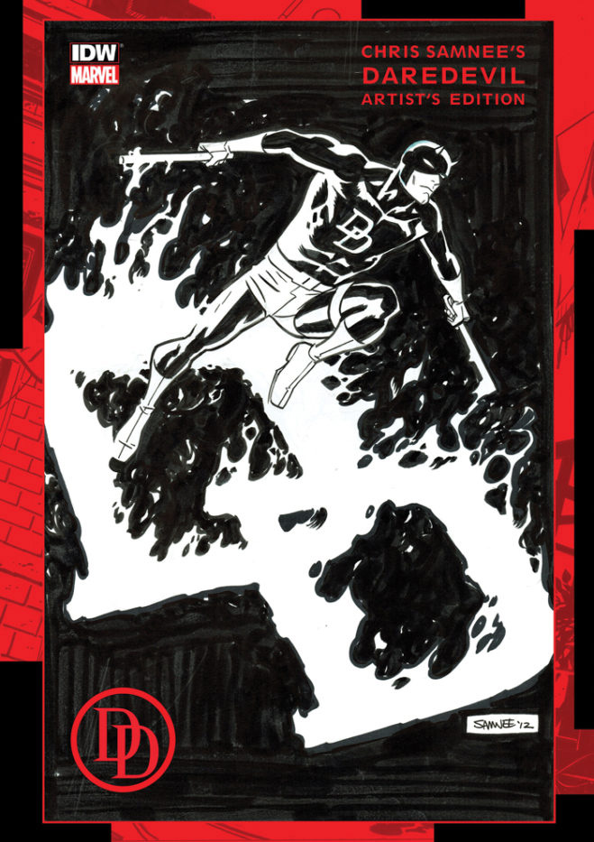 Chris Samnee's Daredevil Artist's Edition