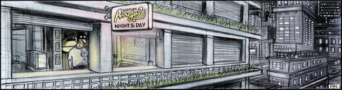 Última tira de Angeli para a Folha de S.Paulo